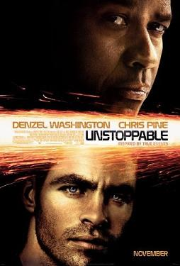 Post image for UNSTOPPABLE directed by Tony Scott – with Denzel Washington, Chris Pine, Rosario Dawson – Movie Review