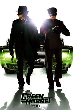 Post image for THE GREEN HORNET directed by Michel Gondry – with Seth Rogen – Movie Review