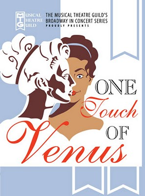 Post image for Los Angeles Theater Preview: ONE TOUCH OF VENUS (Musical Theatre Guild)