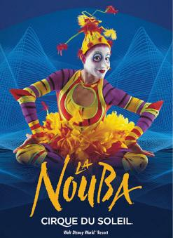 Post image for Theater Review: LA NOUBA (Cirque du Soleil in Walt Disney World Resort, Orlando)