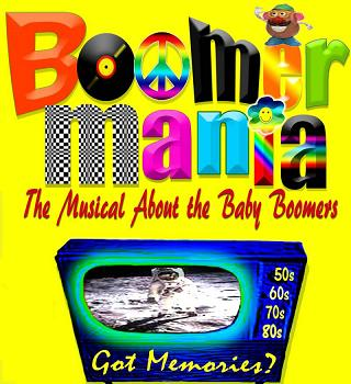 Post image for BOOMERMANIA by Debbie Kasper and Pat Sierchio – El Portal Forum Theatre – Los Angeles Theater Review