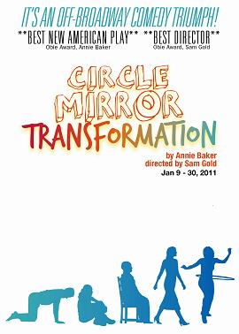 Post image for Los Angeles / Orange County Theater Review: CIRCLE MIRROR TRANSFORMATION (South Coast Repertory in Costa Mesa)