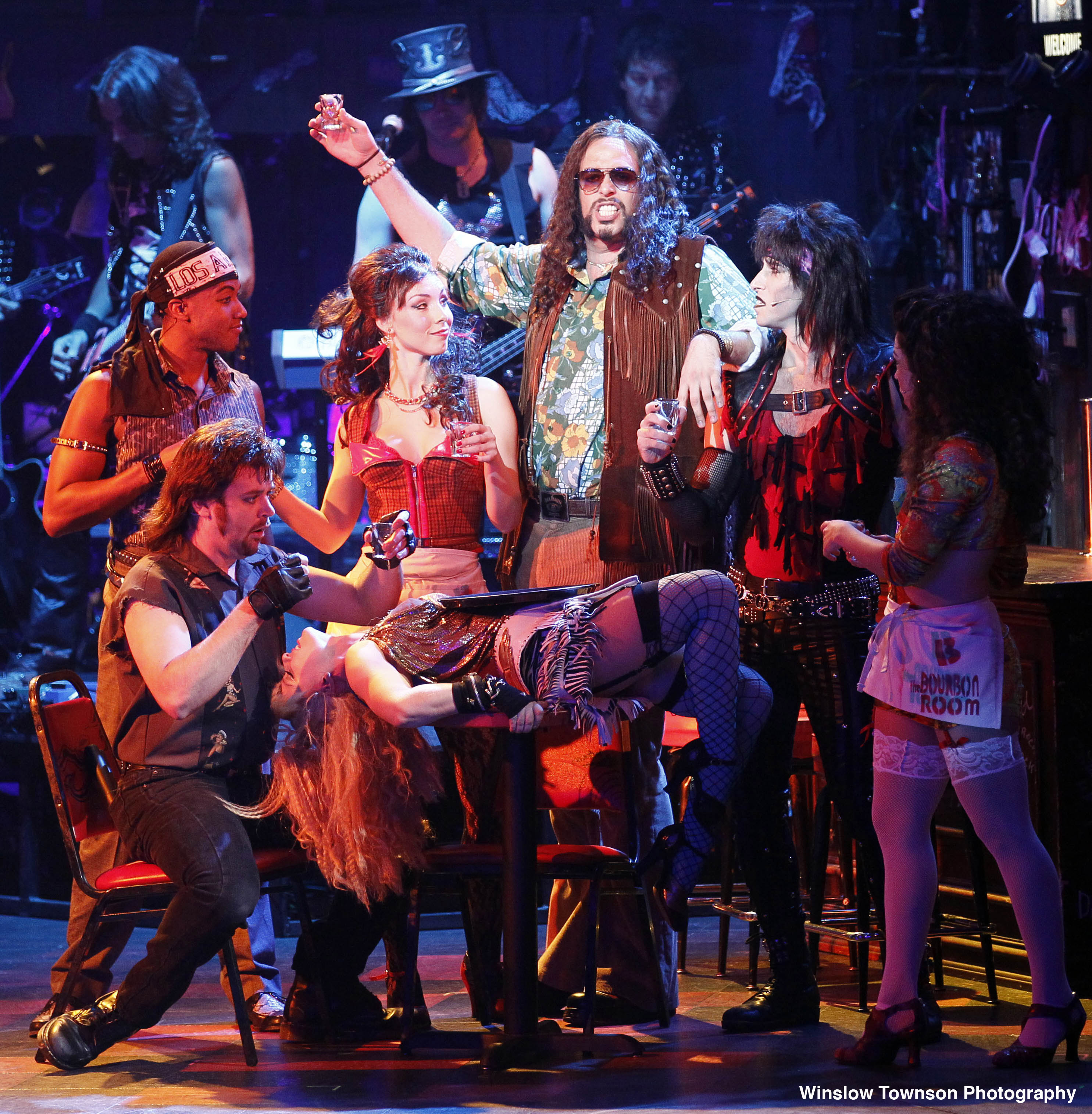 theater review: rock of ages (national tour)