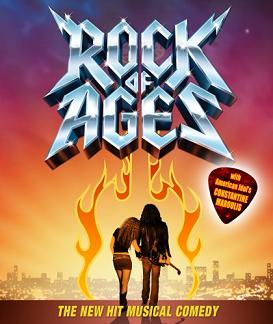 Post image for Theater Review: ROCK OF AGES (National Tour)