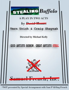 stealing buffalo graphic BEST