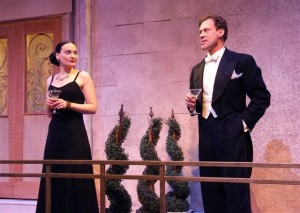 Private Lives by Noel Coward at the Laguna Beach Playhouse