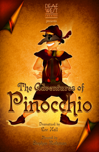 Post image for Los Angeles Theater Review: THE ADVENTURES OF PINOCCHIO (Deaf West Theatre in North Hollywood)