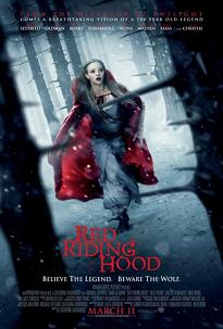 Post image for RED RIDING HOOD directed by Catherine Hardwicke – Movie Review