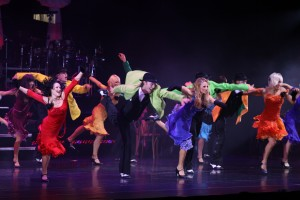 Burn the Floor - Worldwide Tour at the Pantages Theatre