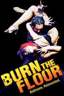 Post image for Theater Review:  BURN THE FLOOR (L.A. – Hollywood)