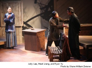 The Chinese Massacre (Annotated) by Tom Jacobson at The Circle X Theatre Company at Atwater Village Theatre in Atwater Village