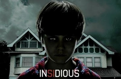 Post image for Movie Review: INSIDIOUS  directed by James Wan