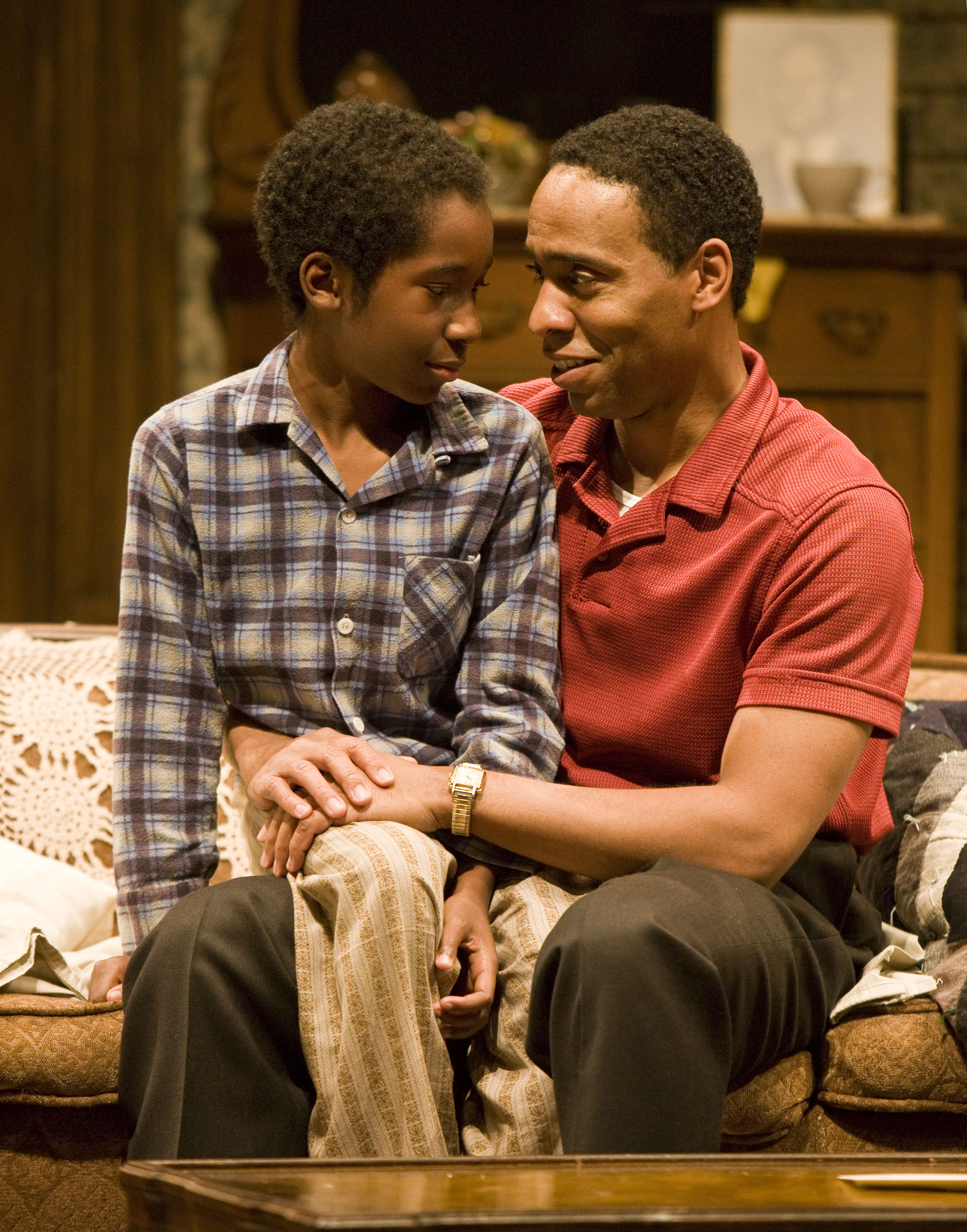 theater review a raisin in the sun by lorraine hansberry  can