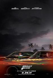 Post image for Movie Review: FAST FIVE (nationwide)