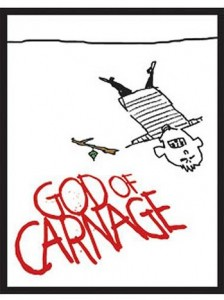 god of carnage los angeles graphic
