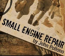 SMALL ENGINE REPAIR by John Pollono