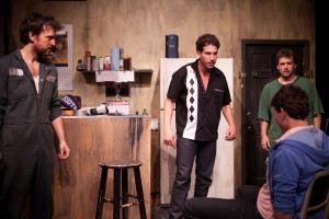 Small Engine Repair by John Pollano - Rogue Theater - Theatre/Theater