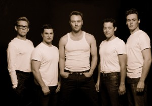 The Temperamentals by Jon Marans at The Blank Theatre Company's 2nd Stage Theatre in Hollywood