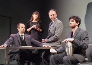 How To Disappear Completely and Never Be Found at The Theatre @ Boston Court in Pasadena