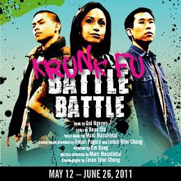 Post image for Theater Review: KRUNK FU BATTLE BATTLE (L.A. – Downtown)
