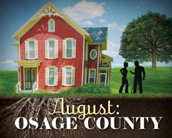 Post image for San Diego Theater Review:  AUGUST: OSAGE COUNTY (Old Globe)