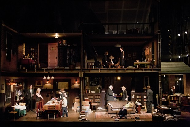 Theater Review August Osage County Old Globe In San Diego