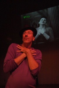 Mad Women, written and performed by John Fleck, directed by Ric Montejano, at the Skylight Theatre-Skylab