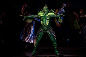 Spider-man: Turn Off the Dark on Broadway