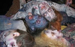 Urban Death at Zombie Joe's Underground