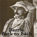 Post image for Los Angeles Theater Review: BARRIE: BACK TO BACK (Pacific Resident Theatre in Venice)