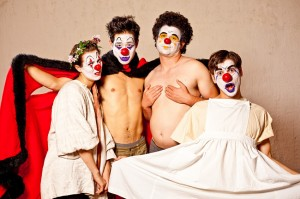 Four Clowns - Romeo and Juliet Photo 1
