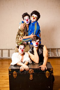 Four Clowns - Romeo and Juliet Photo 2