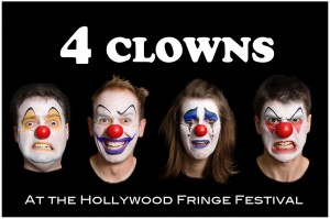 Four Clowns - Romeo and Juliet Title Card