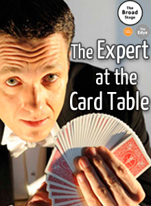 Post image for LA Theater Review: THE EXPERT AT THE CARD TABLE (The Broad Stage in Santa Monica)