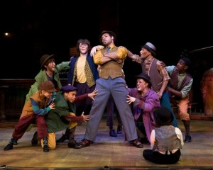 TWIST – AN AMERICAN MUSICAL at The Pasadena Playhouse