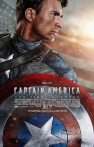 Post image for Movie Review: CAPTAIN AMERICA: THE FIRST AVENGER (nationwide)