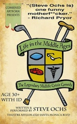 Post image for Theater Review: LIFE IN THE MIDDLE AGES (Theatre Asylum in Hollywood)