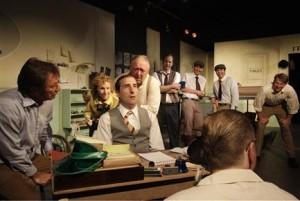 A MEMORY OF TWO MONDAYS – Arthur Miller – Ruskin Theatre in Santa Monica