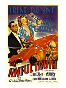 Post image for Festival Review: THE AWFUL TRUTH (1937, d. Leo McCarey)