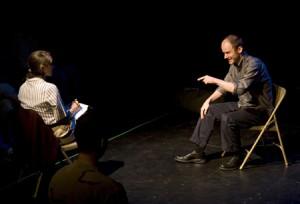 CIVILIAN by Herman Daniel Farrell III – Bleecker Street Theatre - New York International Fringe Festival 2011