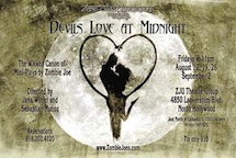 Post image for Los Angeles Theater Review: DEVILS LOVE AT MIDNIGHT and ROMEO AND JULIET (Zombie Joe's)