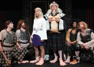 Fleetwood Macbeth - Troubadour Theater Company at the Falcon Theatre, Burbank