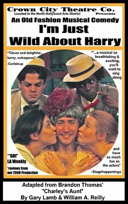 Post image for LA Theater Review: I'M JUST WILD ABOUT HARRY (Crown City Theatre Company in North Hollywood)