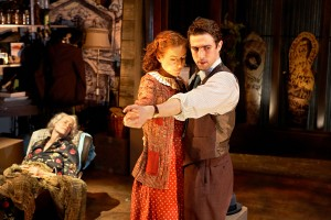 The Last Act of Lilka Kadison - directed by David Kersnar - Lookingglass Theatre Company