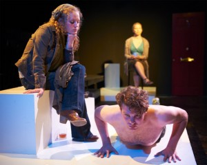 Pornography by Simon Stephens - Steep Theatre - Chicago Theater Review by Sarah Taylor Ellis