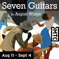 Post image for Bay Area Theater Review:  SEVEN GUITARS (Marin Theatre Company)