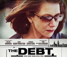 Post image for Movie Review:  THE DEBT directed by John Madden