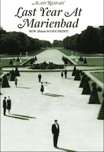 Post image for Festival Review: LAST YEAR AT MARIENBAD (1961, d. Alain Resnais)