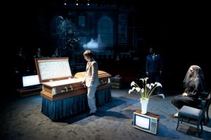 Ghost Light by Tony Taccone - New Theatre at Oregon Shakespeare Festival – regional theater review by Tony Frankel