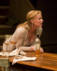 Poor Behavior by Theresa Rebeck – directed by Doug Hughes – at the Mark Taper Forum – Los Angeles Theater Review by Harvey Perr